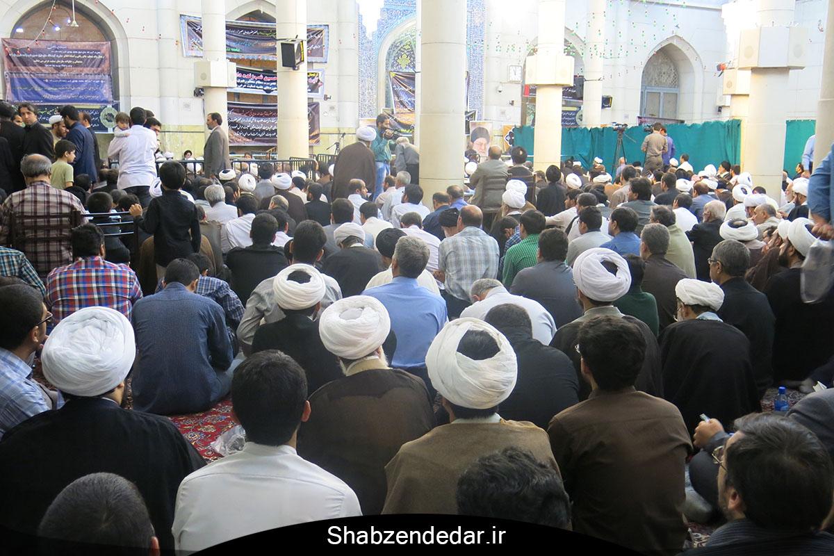 مسجد اعظم - 19